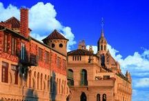 The Mission Inn / Our home in Riveriside: the national historic landmark Mission Inn