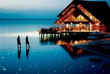 Planning romantic trip to Maldives / As with most remote islands, some of the best adventures in the Maldives are to be had in the ocean. Particularly renowned are sunset cruises offered on most of the 200 inhabited islands (out of a total of 2000).Plan Maldives itineraries@ http://www.triphobo.com/maldives-asia