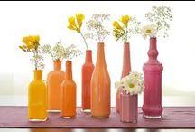 Szklane butelki / glass bottles