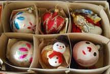 Christmas ornaments / bombki