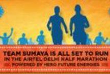Airtel Half Marathon - New Delhi