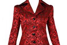 Gothic Jackets & Coats / Gothic jackets and coats to finish off your outfit.
