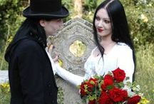 The Gothic Wedding / A collection of gothic wedding pins we love