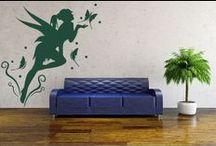 Camera copilului / Stickere decorative pentru camera copilului