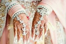 Indian Wedding Inspiration ♥♥ / Inspiration for Indian Punjabi weddings