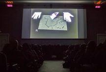 Ciclo de videoarte 'El tránsito es el pasaje'' / Con motivo de la exposición 'En tránsito' en el IVAM