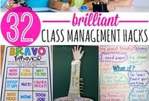 Elementary Classroom Management / A variety of tips and tricks to help with classroom management. These ideas are perfect for the Elementary classroom. / by Early Core Learning: Kindergarten Common Core Lessons