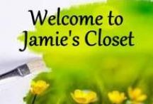Jamies Closet / Great items available from my closet to yours from my website http://jersey-jamies-closet.myshopify.com/   Free US Shipping all the time