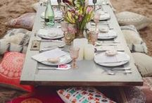 21st** / Inspiration for my bohemian style picnic 21st <3