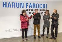 Exposición Harun Farocki / Arte contemporáneo
