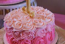 Primo compleanno Giulia