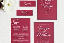 Wedding Stationery Inspiration from the UK's best wedding stationers / This Pinterest group board is to help you find inspiration from the top UK wedding stationers.  To join, drop me an email at hello@sincerelymay.co.uk with a link to your account/work. The purpose of this group is to help fellow stationers spread creativity on pinterest.  Rules: (i) you can pin max 5 posts a day as per limit (ii) this group is strictly for wedding stationery designers based in the UK. Please don't apply if you live elsewhere. (iii) you must follow this board.
