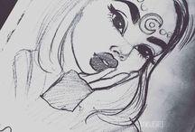 Shizz to draw