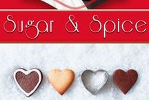 S&S / Visual accompaniment to Sugar and Spice, novella in book 4 of the Candy Collection anthologies. Released 12-11-12 by Renaissance Romance Publishing.
