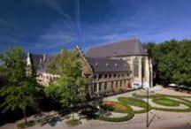 Kruisherenhotel Maastricht / by Camille Oostwegel ChâteauHotels & -Restaurants