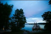 Winnipesaukee Belle / by The Wolfeboro Inn