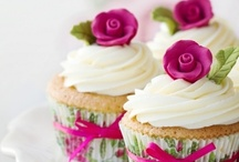 Cupcakes X Cupcakes ♥ / by Bruna Bellini