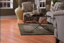 Luxury Vinyl Floors / Imagine a flooring material that can be made to look like anything.  Vinyl fulfills these endless design possibilities and is much different today than what your grandmother had installed in her kitchen decades ago.  Whether you desire hardwood, stone, linear, or psychedelic patterns, our vinyl selections will make your design dreams come to life.