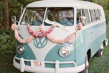 ~ Véhicule pour mariage ~ / En voiture Simone ! ~ Plein d'idées pour se rendre avec classe sur les lieux de cérémonie. #mariage #wedding