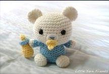 DIY Crochet✂ / Tutoriales,patrones, e inspiración para  crochet. #diy crochet