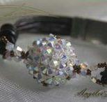 DIY Bisuteria✂ / Tutoriales de bisutería. #jewelry #diyjewelry