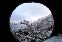 Lesotho snow, Maliba Lodge