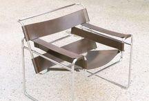 Breuer Marcel / Marcel Breuer, Arquitecto Húngaro, director de Diseño Mobiliario de la Bauhaus, discípulo de Gropius.