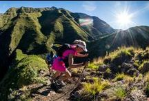Lesotho Ultra Sky Marathon / Maliba lodge is host to Africa's First Ultra Sky Marathon. A 55 km route through the Maluti Mountains of Lesotho with peaks that hit 3000 metres above sea level. Race organised by Andrew Booth from KZN Trail Running with The North Face and Maliba Lodge #LUT2013 http://www.lesothoultratrail.com/  (Photos by LoveAfrica Marketing)