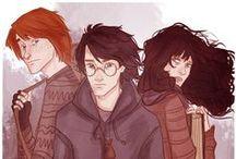 Harry Potter / by Paula Evertsz Incer