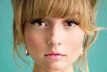Blushing Bridal Make-up / Look no further for beautiful make-up inspiration
