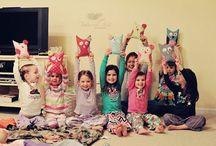 Party: 15 Nova: Pyjamas Party with Night Owls