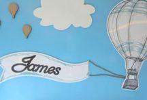 Boy-party 1: Air Balloon
