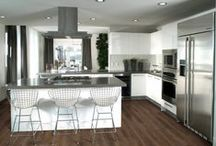 Cool Kitchens + Cool Flooring / Browse A Large Selection Of Kitchen Tile  From Quality Flooring