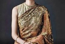 The Crimson Bride / Couture Inspiration for the Modern Indian and South Asian Brides