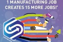 Classic American Manufacturing / Conventional Subtractive Manufacturing Processes