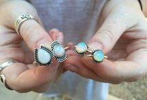 opals. / Opals, Rings, Cuffs, Necklaces, Pendants, Earrings, Custom, Silversmith, Craftsmen, Ethiopian, Australian, Gift, Gift Idea, Fashion, Accessory, Shop Local