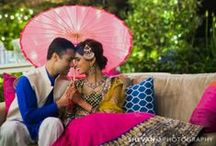 Wedding Couple Shoot / Beautiful Indian and South Asian couple shoot ideas and inspiration.