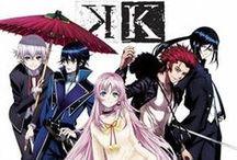 K (K- Project)