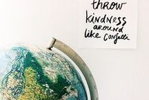 Make the World a Better Place / local charities, good causes and people helping people