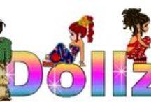 STYLE Dollz / Dollz glitzerbilder dollz bilder animation GIF