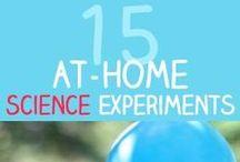 Science / Primary school science activities