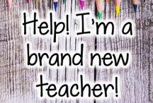 Tips for New Teachers