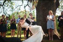 Julia in Wedding Action!