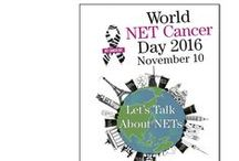 Let's talk about NETs / Let's talk about NET Cancer, Neuroendocrine Cancer