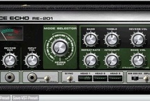 Outboard Gear (the kids call them plugins)