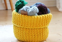 Crochet, Knit, Jewelry--things I've made or want to