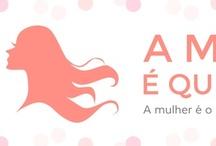 Blogue amulherequemanda.com