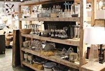 Shops & Displays♚ / Inspirational shop fronts and shop displays