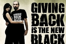 Giving Back is The New Black!