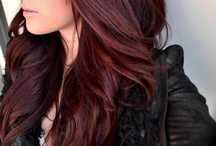 Hair Colors We Love!